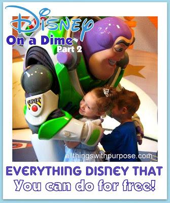 Disney tips - do disney cheap!
