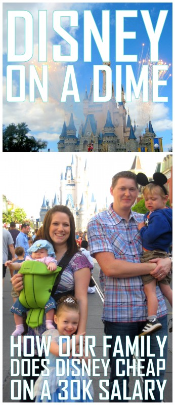 Disney on a Dime (Part 1): Disney World Tips, Planning and Money Saving Advice!