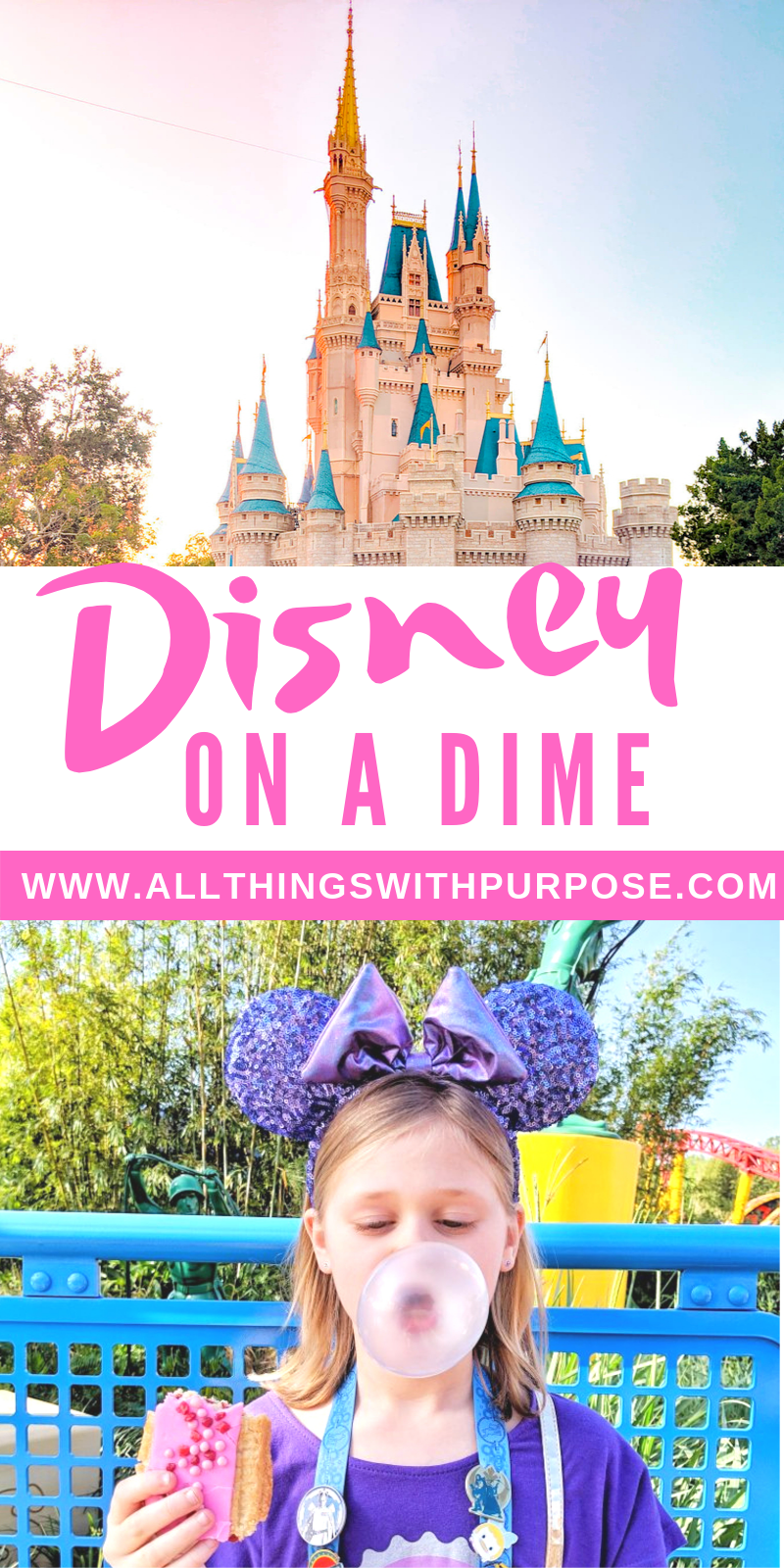 How to plan a cheap trip to Walt Disney World without going into debt!