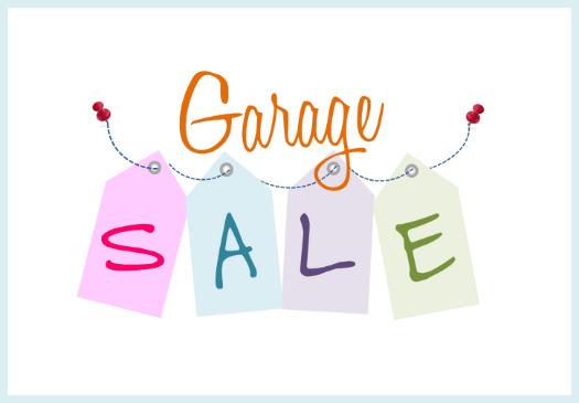 Garage Sale - The Pointless Summer