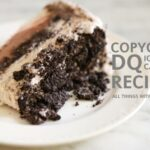 Copycat DQ Ice Cream Cake