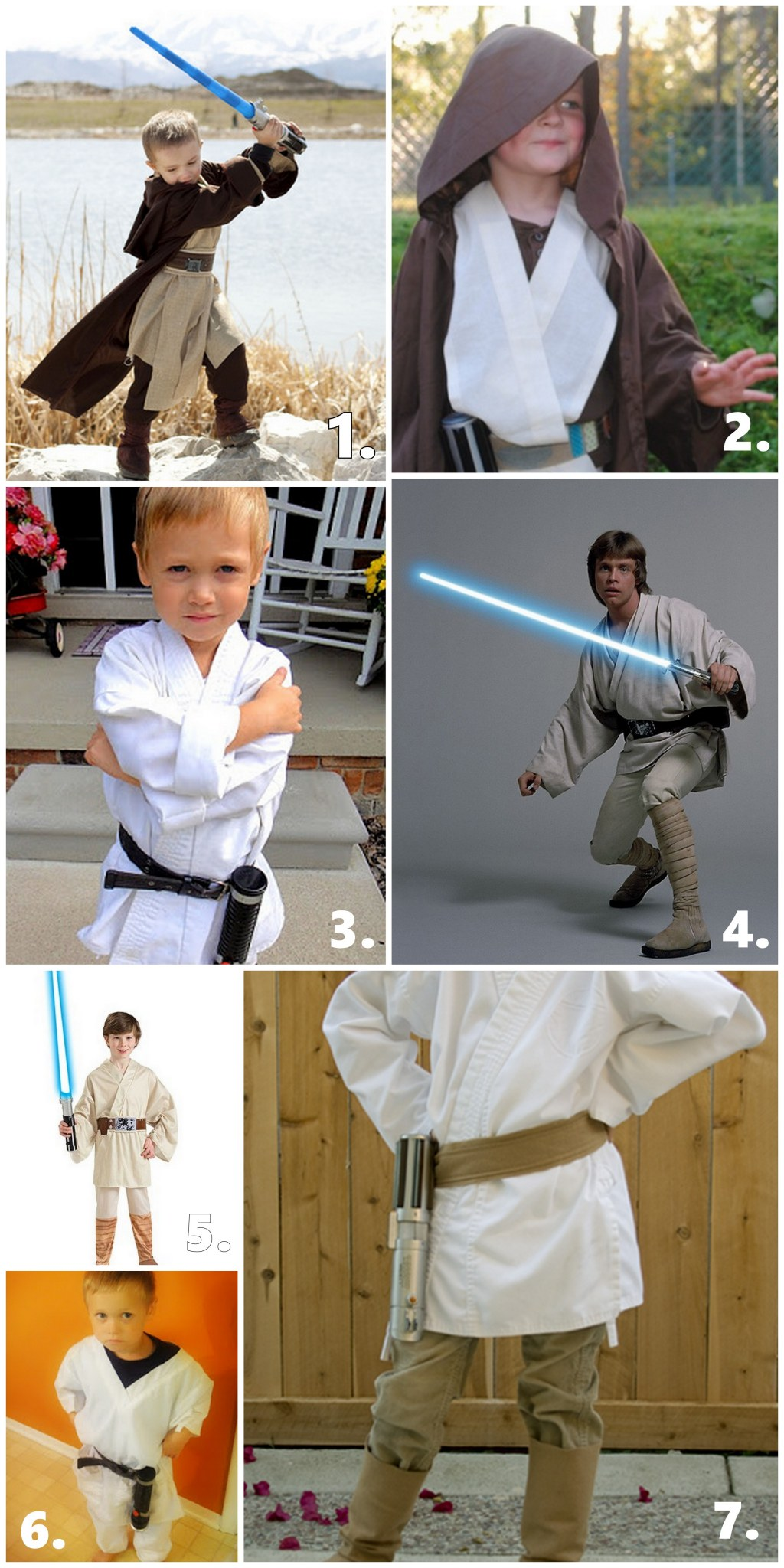 Star Wars fans - this DIY Princess Leia Costume is simple to make, inexpensive, and doesn't require any sewing!