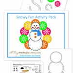 Snowy Activity Pack