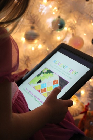 Advent Devotions to use on your tablet