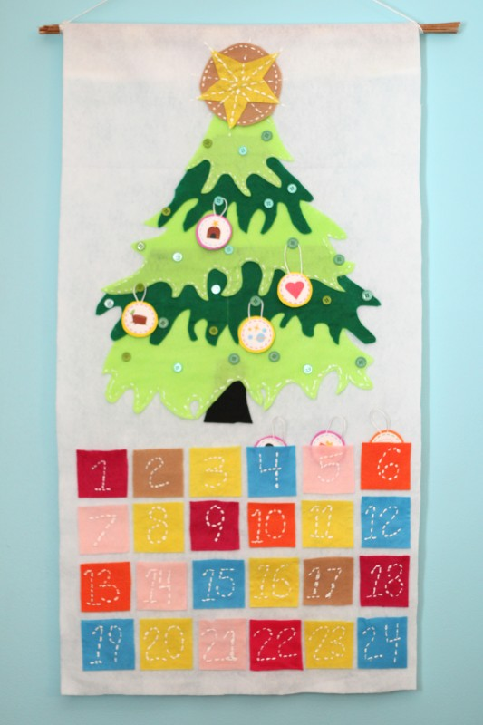 free advent calendar pattern and devotions