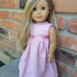 Basic Dress Pattern for American Girl Dolls: Easy to Learn! All Things with Purpose Sarah Lemp 16