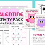 Free Valentine Activity Pack