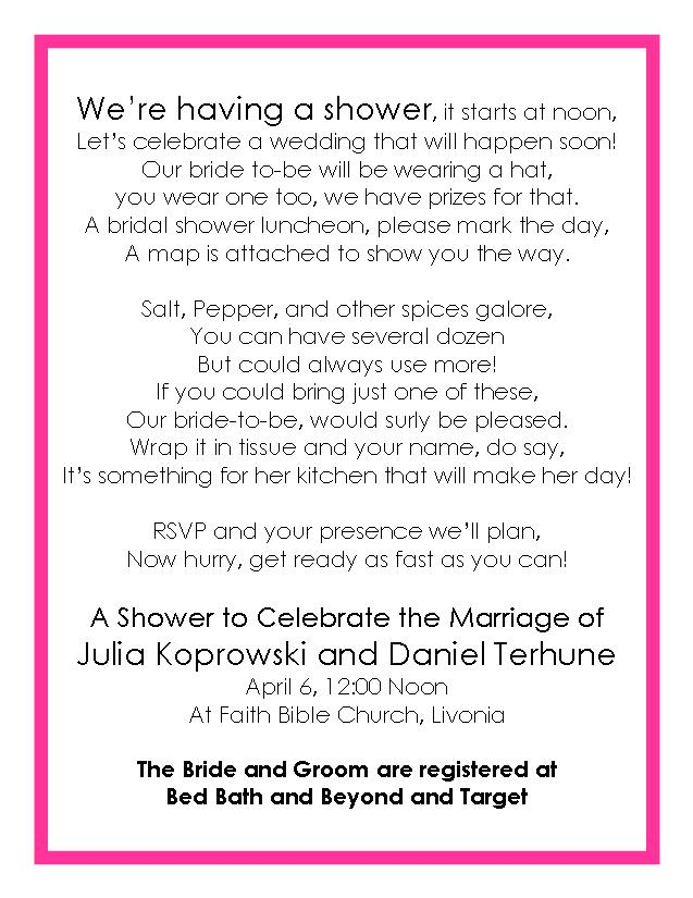 a beautiful budget friendly bridal shower