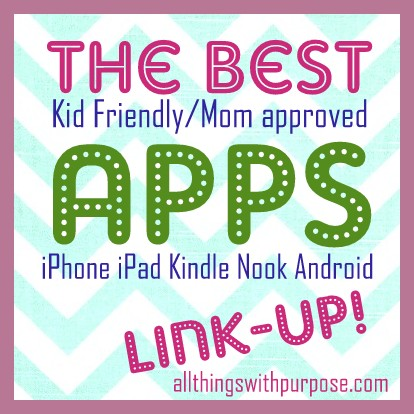 The {Best} Kid Friendly Apps