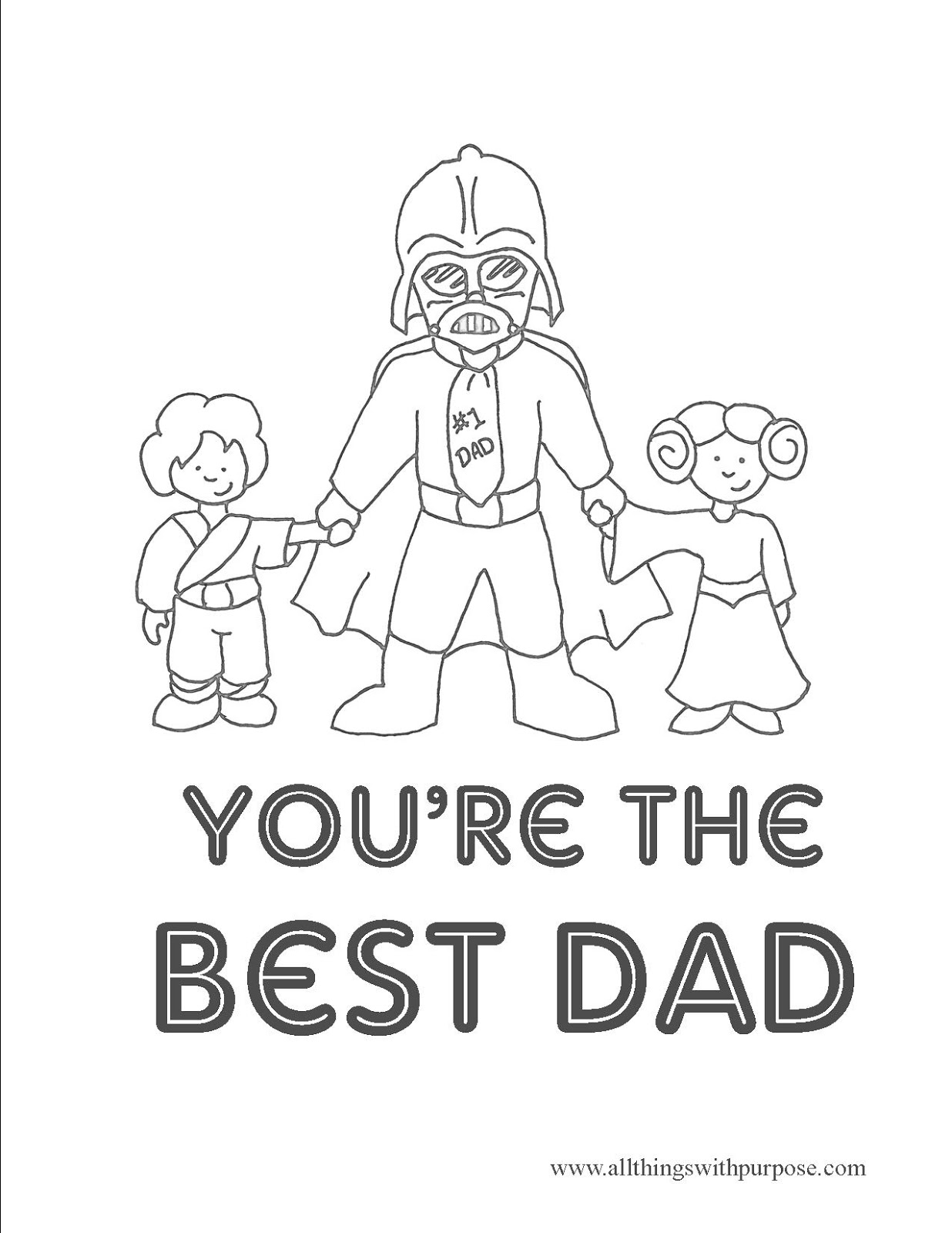 Fun Father 39 s Day Coloring Pages