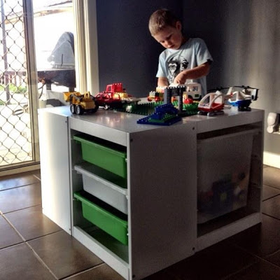 Diy Lego Storage Solutions All Things With Purpose