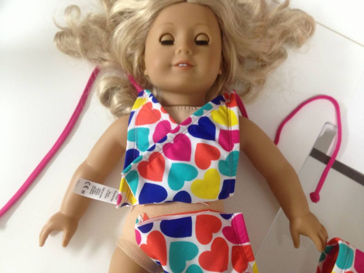 17281d3a8e Free American Girl or 18