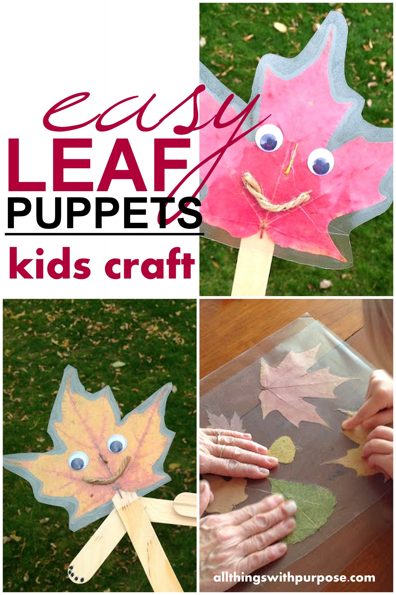 leafpuppets