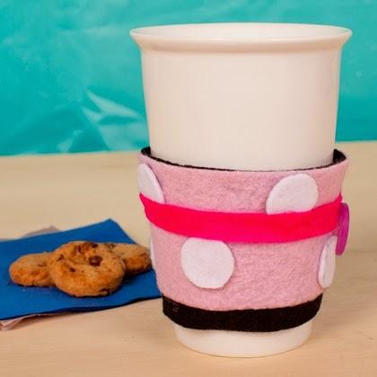Mini Cup Cozy