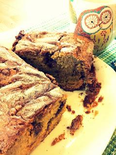Coffee, Friends and Cinnamon Bread