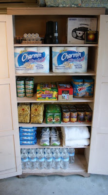 Stocking a Pantry for the Zombie Apocalypse