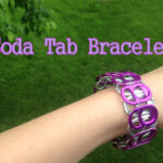 DIY {Soda Pop Tab} Bracelet