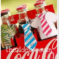 Free Cute Father's Day Tie Ideas with a Twist