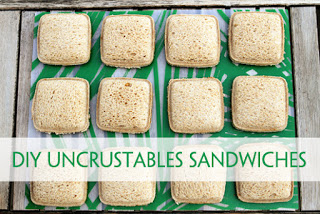 Great Summer Go To Lunch – Uncrustables