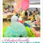A Beautiful {Budget} Friendly Bridal Shower