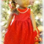 Basic Dress Pattern for American Girl Dolls
