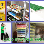 {DIY} Lego Storage Solutions