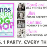 All Things Thursday Blog Hop {No. 24}