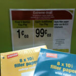 Back to School Supplies at Staples – Go Now!!