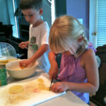 Kids in the Kitchen: Making Fruit Salad