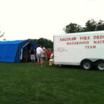 National Night Out 2012: Lessons in Safety and Obedience