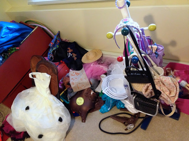 Messy Mondays: The Play Room