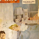 The Saturday Evening Post 1950: Who Will Be the First Up?