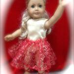 Free American Girl Ballerina Pattern