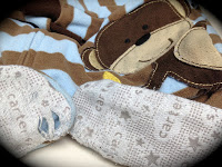 Give New Life to An Old Pair of PJ's!! Fix Footie PJ's