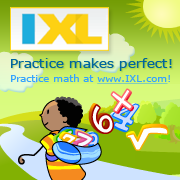 IXL.com A Great Website for Math – Try It Free