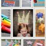 {Summer Fun} Sidewalk Chalk Recipies, Ideas & Games