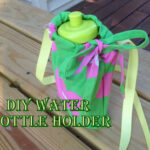 DIY Water Bottle Holder and Giveaway!