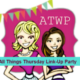 All Things Thursday Link-Up {No. 14} 4