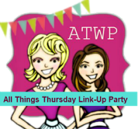 All Things Thursday Link Up {No. 20}