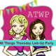 All Things Thursday Link-Up Party {No. 1} 4