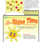 First Grade Shine Time