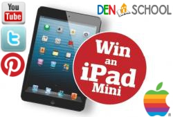 Den of Homeschoolers iPad Mini Giveaway