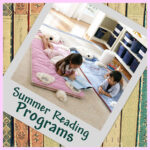 Summer Reading Programs for 2013 {Rewards}