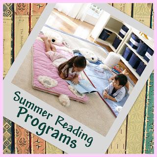 Summer Reading Programs for 2013 {Rewards}