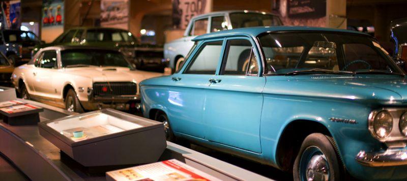 New: Driving America Exhibit!