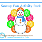 Winter Fun Activity Pack