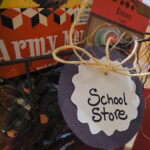Printable Behavior Chart and School Store Ideas