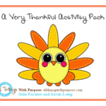 Printable Thanksgiving Activity Pack