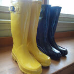 The Perfect Rain Boot