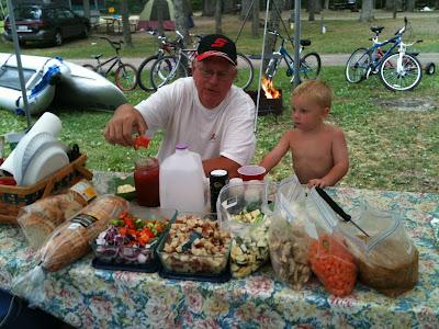 Camping Meals: Hobo Dinner
